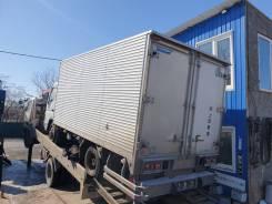 Фургон изотермический на широкую базу