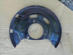Chevrolet Cruze / Opel Astra J пыльник тормозного диска переднего б/у