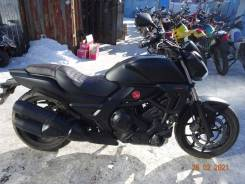 Honda CTX700ND, 2013
