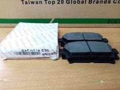 Продам колодки передние Toyota Avensis 220