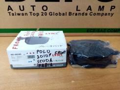 Продам передние колодки Shkoda Fabia / Polo