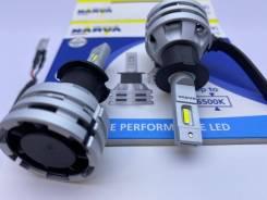 Комплект светодиодных ламп Narva H3. Продажа. Установка. Гарантия