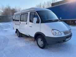 ГАЗ 3221, 2008