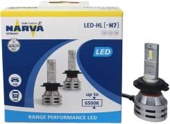 Комплект светодиодных ламп Narva H7. Продажа. Установка. Гарантия