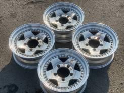 Легендарная 3-x составная Ковка Lodio Drive R15 Escudo/Jimny/УАЗ/Нива!