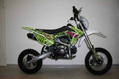 Питбайк BSE (БСЕ) EX 125e 17/14 Max13 Green Pink Neon 2