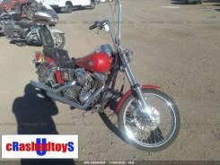 Harley-Davidson Dyna Wild Glide FXDWGI 07255, 2004