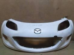 Бампер Mazda Mx-5 2008-2015 [NP3250031] РЕСТ, передний