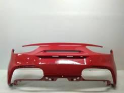 Бампер Ferrari 488 GTB -2015 [86637900], задний