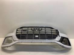 Бампер Audi Q8 2019- [4M8807065GRU] 4M, передний