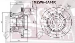 Ступица колеса задняя MZWH6A44R (ASVA — КНР)