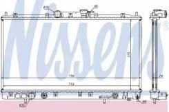 Радиатор охлаждения двигателя 62869A (Nissens — Дания)