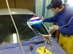 Ремонт автостекол Триплекс, трещин и сколов на любых авто!