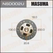 Диск сцепления [200 мм] NSD002U (Masuma — Япония)