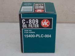 Фильтр масляный VIC C809 ( made in Japan ) Honda