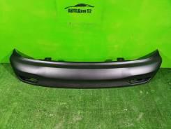 Накладка заднего бампера Kia Rio 3