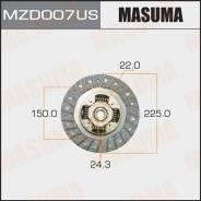 Диск сцепления [225 мм] MZD007US (Masuma — Япония)