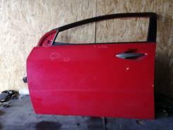 Дверь Honda Civic 2007 [67050SMGE00ZZ] 5D R18A2, передняя левая