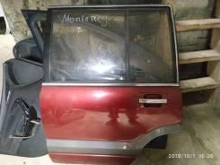 Дверь Opel Monterey 2000 Внедорожник, задняя левая
