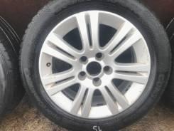 Колесо в сборе (шины+диск) Opel Zafira B 2009 Минивэн