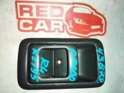 Ручка двери внутренняя Toyota Prado KZJ95 1KZ, задняя левая