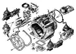 Запчасти с разбора бульдозер т-170