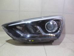 Фара левая Hyundai Santa Fe [921012W700] DM