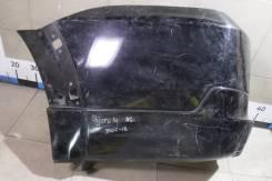 Накладка заднего бампера левая Mitsubishi Pajero [6410A291] 4