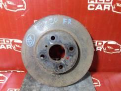 Тормозной диск Toyota Raum 2003 [4351252080] NCZ20-0012079 1NZ, передний правый