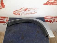 Накладка ( расширитель ) арки крыла - перед слева Chevrolet Niva 2009-, левая