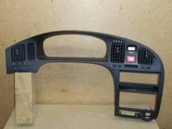 Торпедо - передняя панель салона, накладка Hyundai Elantra (2000-2006) Тагаз До 2008.