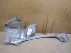 Кузов - боковина (обрезок) Hyundai Getz (2002-2011), правый