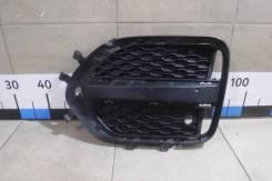 Решетка в бампер левая Jaguar F-Pace [T4N12789]
