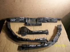 Панель передка (телевизор) - рамка радиатора Nissan Murano (2002-2007)