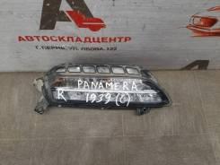 Фара - габаритный огонь Porsche Panamera (2009-2016) [97063108203], правая