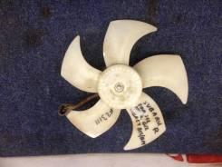 Вентилятор радиатора охлаждения - крыльчатка с мотором Subaru Forester (S12) 2007-2013 [73310AG030], правый