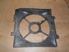 Диффузор радиатора охлаждения - рамка вентиляторов Subaru Forester (S12) 2007-2013 [45122AG000], левый