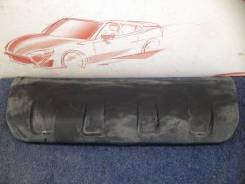 Спойлер (юбка) бампера переднего Chevrolet Niva 2009- [21230280301655]