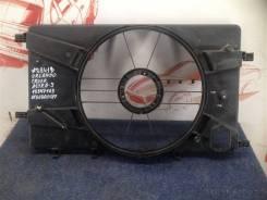 Диффузор радиатора охлаждения - рамка вентиляторов Opel Astra - J (2009-2015) [13347163]