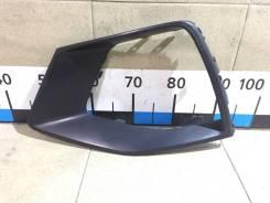 Рамка противотуманной фары левой Audi Q8 [4M8853257]