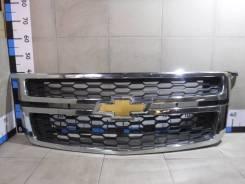 Решетка радиатора Chevrolet Tahoe [23440914] 4