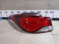 Фонарь задний наружный левый Hyundai Elantra [924013X220] 5