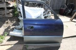 Дверь Toyota Land Cruiser Prado 1996 [6700260400] KZJ95W 1KZTE, передняя правая