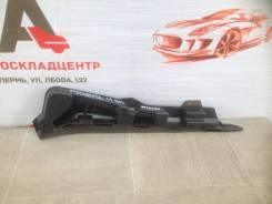 Кронштейн бампера заднего боковой Renault Symbol (2008-2012) [8200699882], левый