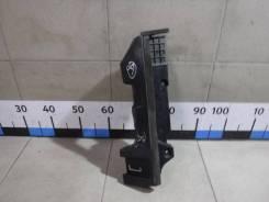 Воздуховод радиатора левый Hyundai Rio [253214L000] 3