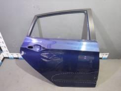 Дверь задняя правая Hyundai Solaris [770044L200] 1
