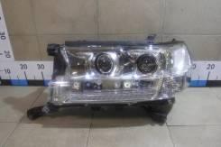 Фара левая Toyota Land Cruiser [8110660K12] 200