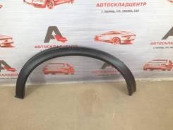 Накладка ( расширитель ) арки крыла - сзади слева Nissan Juke (2011-2020) [788611KA6A], левая задняя