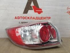 Фонарь левый Mazda Mazda 3 (Bl) 2008-2013 2008-2011 [BBN751160]