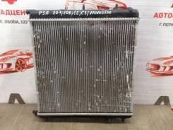 Радиатор охлаждения двигателя Peugeot 207 (2006-2012) [870860300]